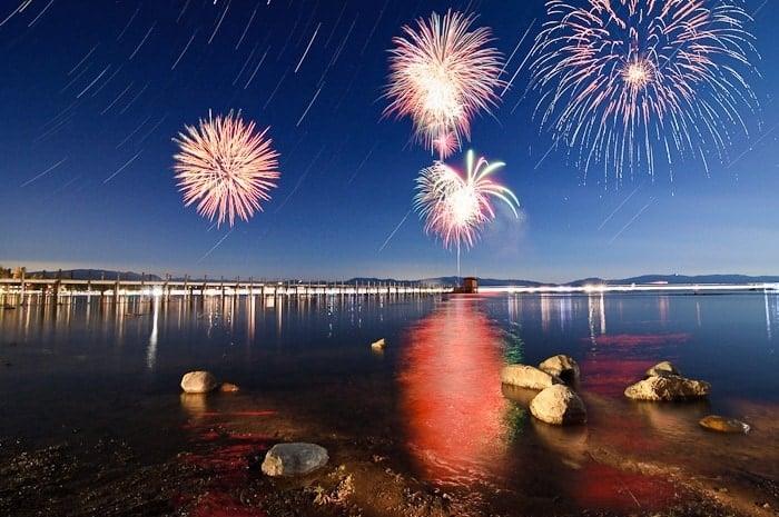 Fireworks Charter