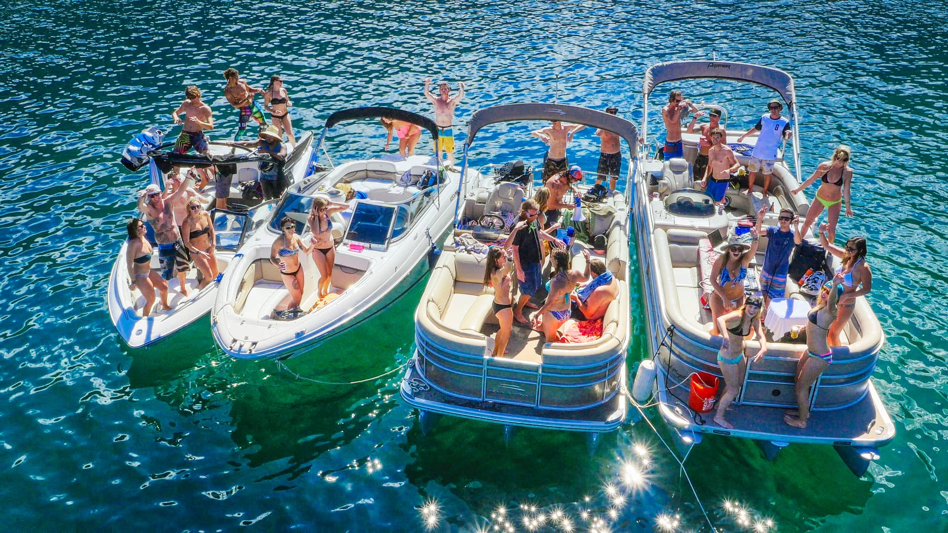 Tahoe Lake Party Boats Full Service Event Planning